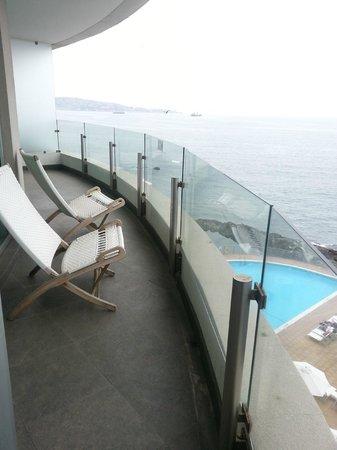 Sheraton Miramar Hotel & Convention Center: Sheraton Miramar balcony