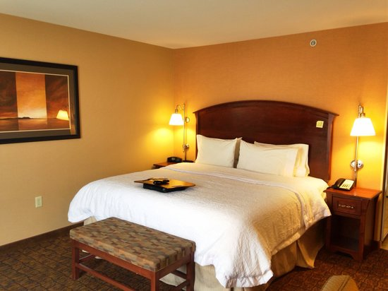 Hampton Inn Moab: King room