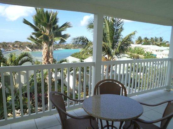 The Verandah Resort & Spa: balcony