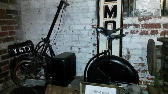 Seaba Station Motorcycle Museum: SEABA 2