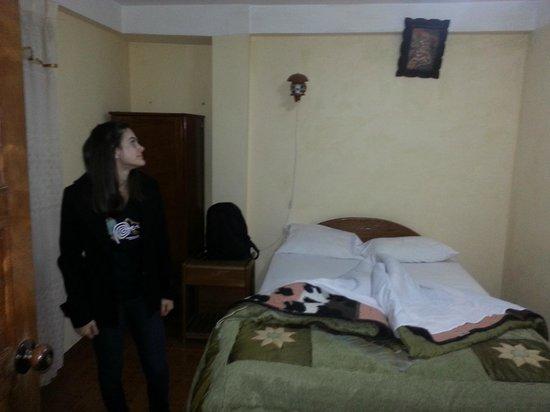 Inka House: quarto