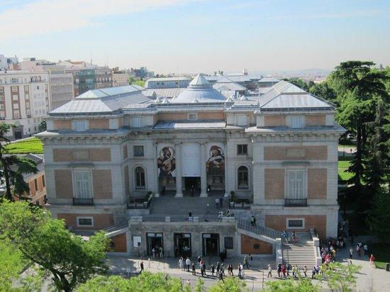 Hotel Ritz, Madrid: Prado Museum