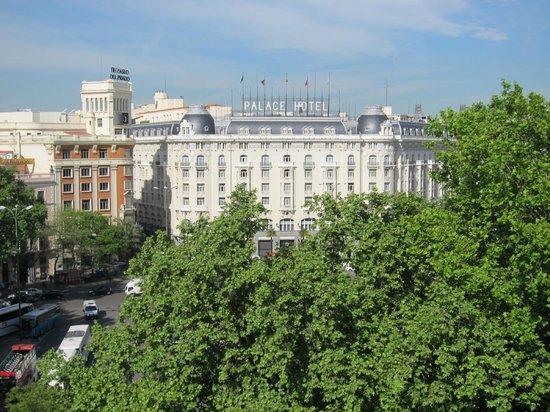 Hotel Ritz, Madrid: Westine Palace