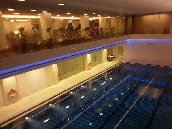 The St. Regis Saadiyat Island Resort: fitness centre