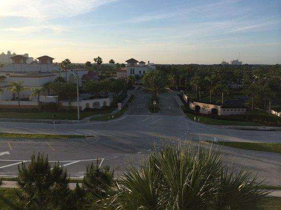 Vista Cay: Looking towards Cay Commons & Publix