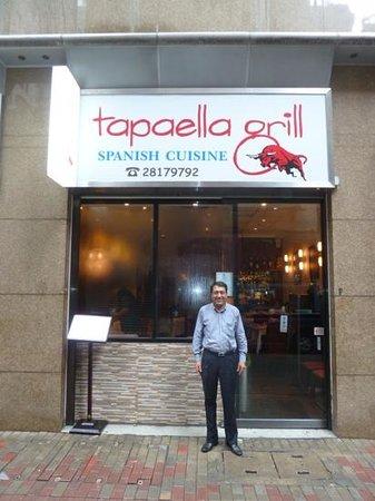 Tapaella grill