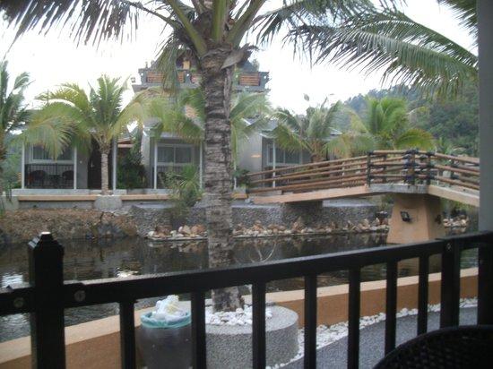 Airis Sanctuary Resort : Nice view taken from room 104