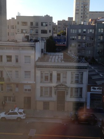 Cova Hotel: Photo from hotel room