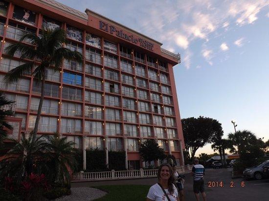 Stadium Hotel: Hotel