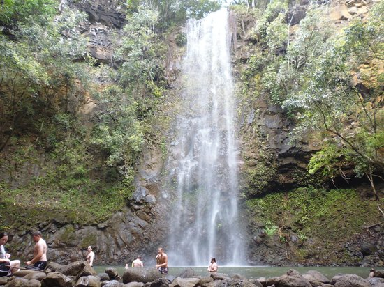 Kayak Wailua : Secret Falls 1
