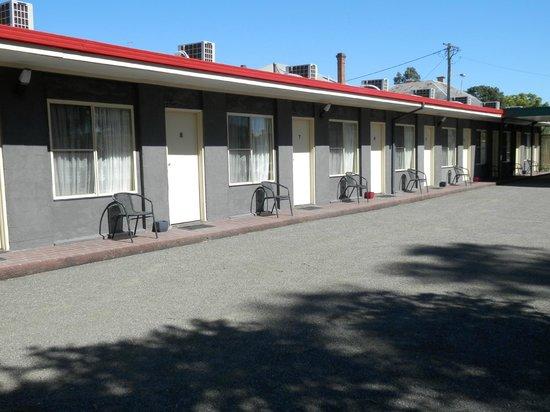 Benjamin Singleton Motel