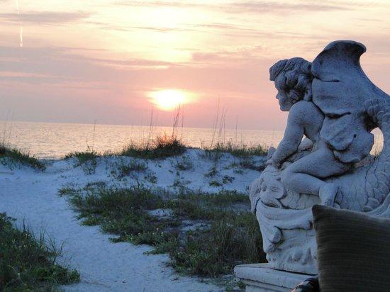 Sun N Fun Beachfront Vacation Rentals: Sunset