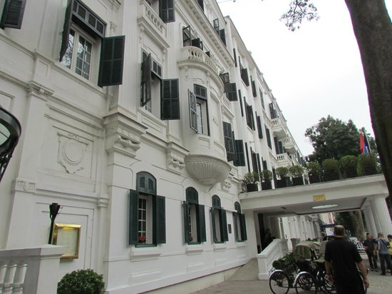 Sofitel Legend Metropole Hanoi: Outside View