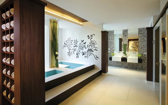 Movenpick Resort Bangtao Beach Phuket: Wellness Spa with Steam and Sauna