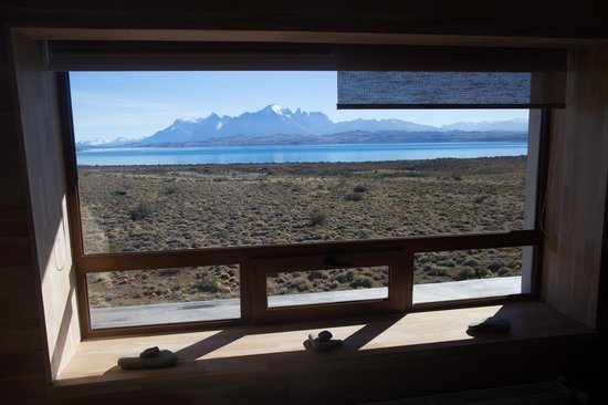 Tierra Patagonia Hotel & Spa: from room