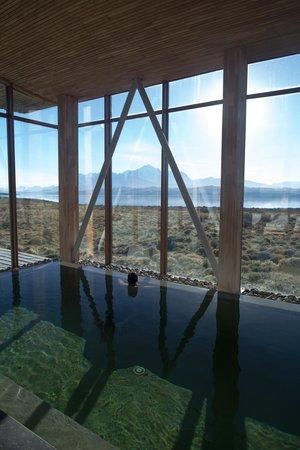 Tierra Patagonia Hotel & Spa: relaxing