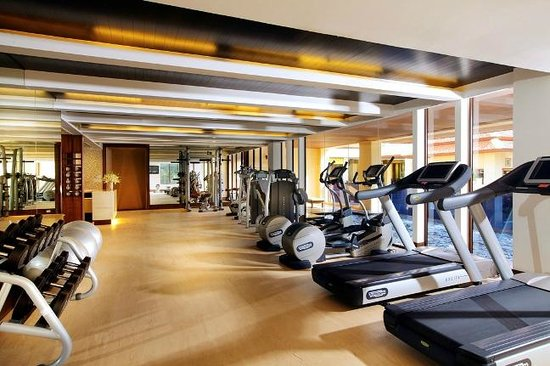 Movenpick Resort Bangtao Beach Phuket: Fitness Centre