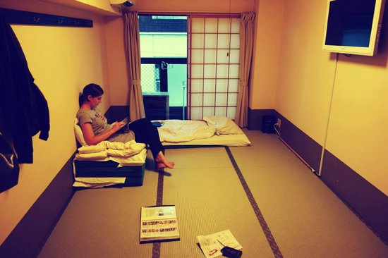 Backpacker's Ryokan Budget Inn: Superb place to stay (with friends, family, or alone)