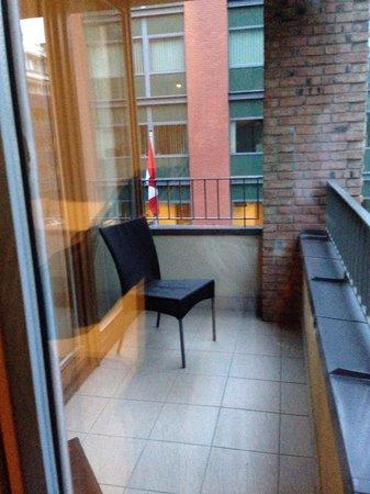 Hotel Regnum Residence: Balcony