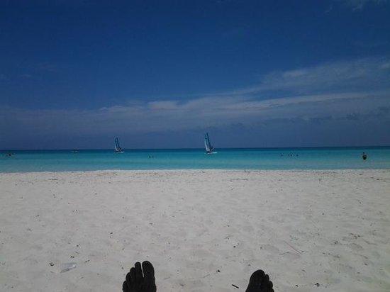 Memories Paraiso Azul Beach Resort: heaven on earth!
