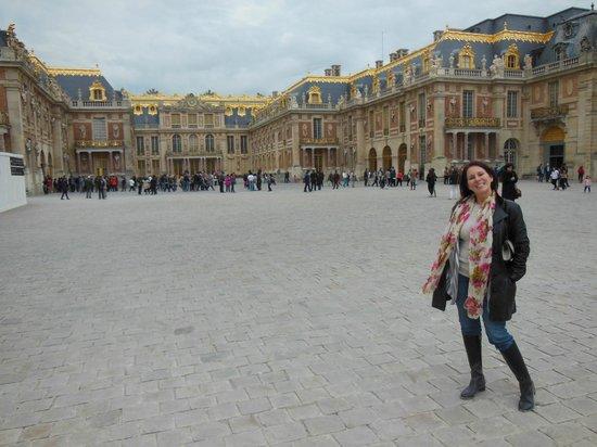 Paris Marriott Champs Elysees Hotel: Versailles Castle