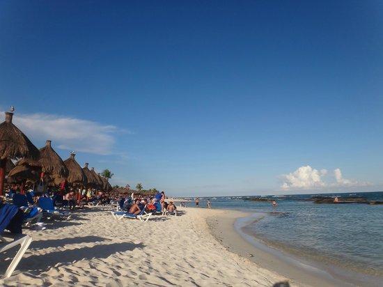 Luxury Bahia Principe Sian Ka'an: The beaches