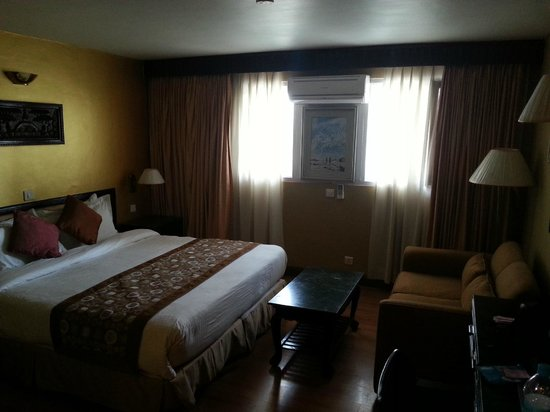 Hotel Shanker: Nice room on level 7