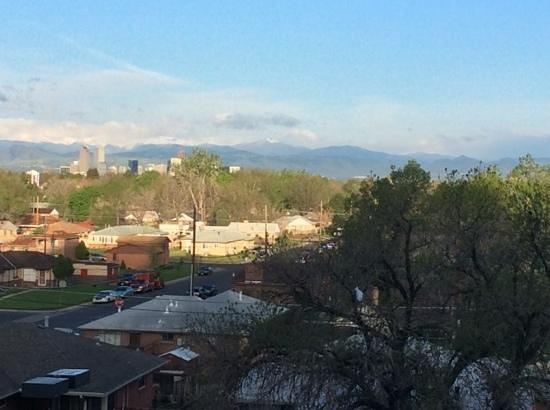 Holiday Inn Denver East-Stapleton : view from room