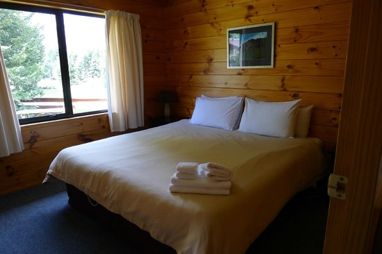 Flock Hill Lodge: Nice bedroom