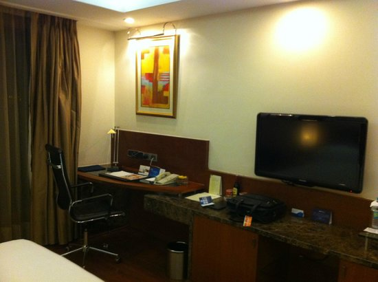Radisson Blu Plaza Delhi Airport: Room