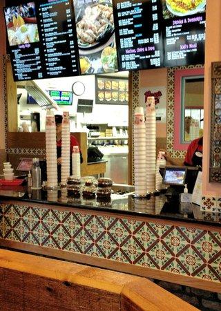 Rosa S Cafe Mansfield Menu