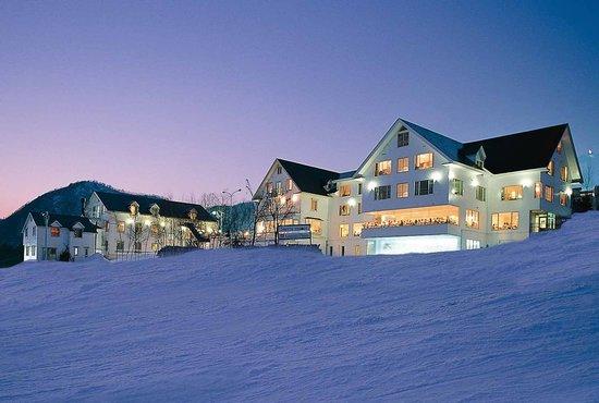 Hotel Sierra Resort : Sierra Resort in ski slope