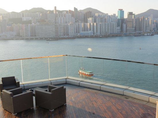 Harbour Grand Kowloon: the view