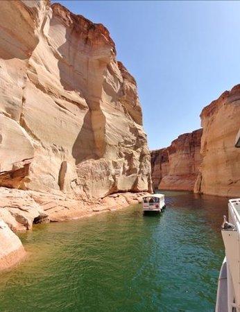 Lake Powell Resort : lake powell boat tour