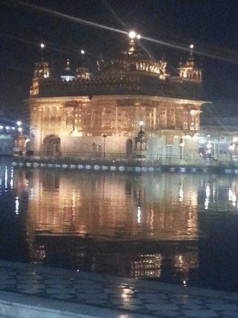 Harmandir Sahib: Golden Temple, Amritsar, India