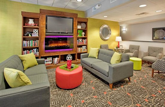 Comfort Inn Kearney: Hotel Lobby