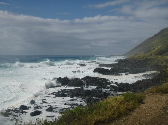 Ka'ena Point State Park: End of the island