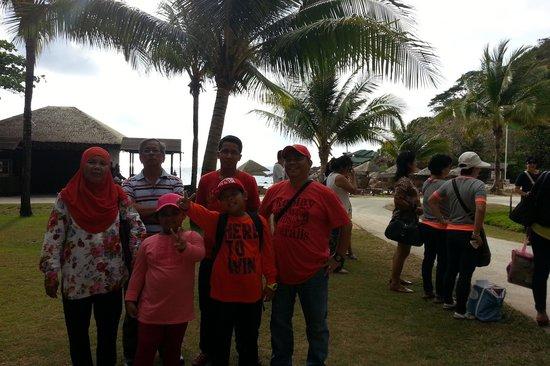 Laguna Redang Island Resort : short family getaway