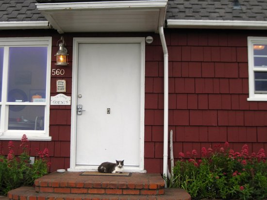 front door picture of trinidad bay bed breakfast hotel