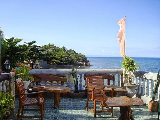 Baluarte de Argao Beach Resort : balcony