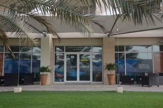 Millennium Resort Mussanah: Dive Centre