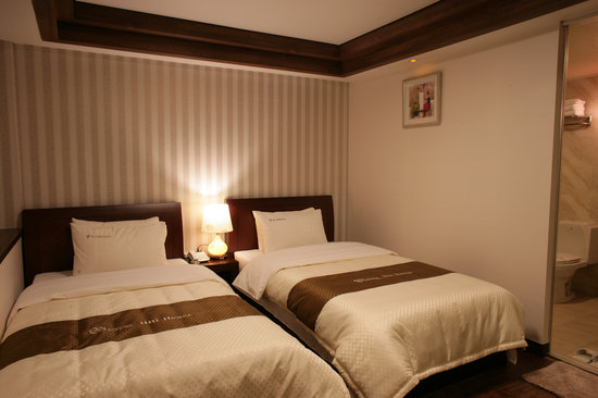 Hill House Hotel: Superior Twin Room