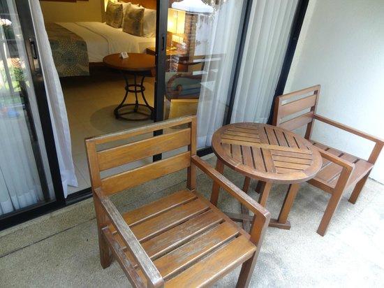 Woodlands Hotel & Resort : Номер