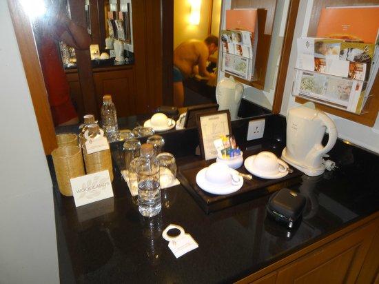 Woodlands Hotel & Resort: Номер
