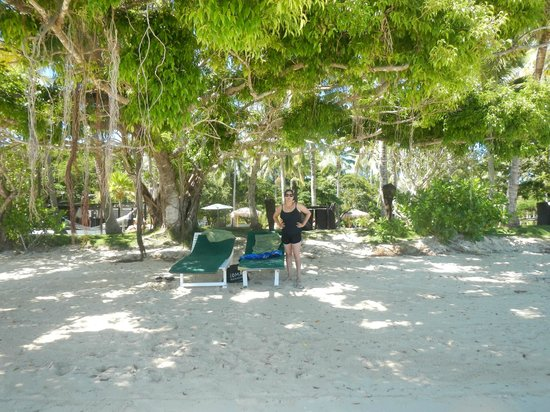 Lomani Island Resort: perfect