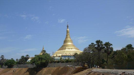 Global Vipassana Pagoda: GVP