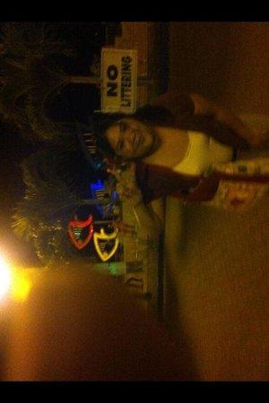 City Baywalk: Baywalk at night..