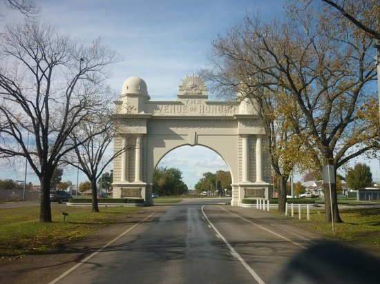 Arch of Victory: Victory Arch, Ballarat