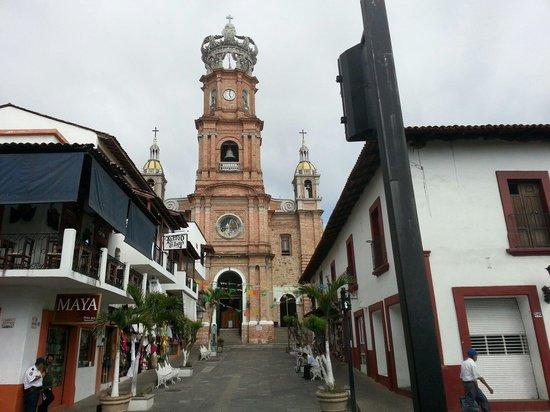 La Iglesia de Nuestra Senora de Guadalupe: Such a beautiful sight