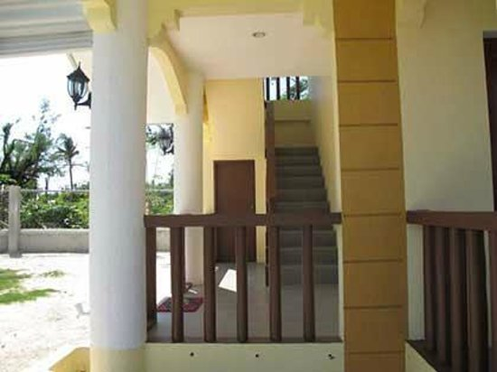 Hotel Celtis Resort: stairs